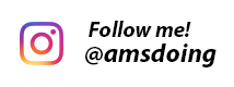 Follow me! @amsdoing